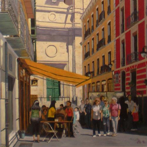 Calle Cascajares